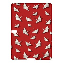 Paper Cranes Pattern Samsung Galaxy Tab S (10 5 ) Hardshell Case  by Valentinaart