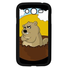 Groundhog Day Samsung Galaxy Grand Duos I9082 Case (black) by Valentinaart