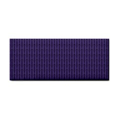 Color Of The Year 2018   Ultraviolet   Art Deco Black Edition Cosmetic Storage Cases by tarastyle