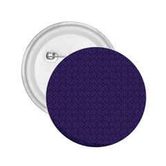 Color Of The Year 2018   Ultraviolet   Art Deco Black Edition 2 25  Buttons
