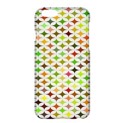 Background Multicolored Star Apple Iphone 6 Plus/6s Plus Hardshell Case by Onesevenart