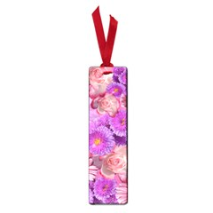Flowers Blossom Bloom Nature Color Small Book Marks by Onesevenart