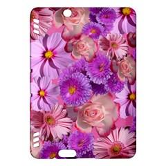 Flowers Blossom Bloom Nature Color Kindle Fire Hdx Hardshell Case by Onesevenart