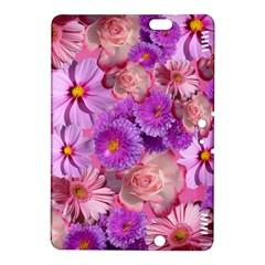 Flowers Blossom Bloom Nature Color Kindle Fire Hdx 8 9  Hardshell Case by Onesevenart