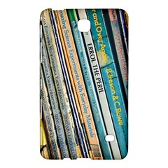Bookcase Books Data Education Samsung Galaxy Tab 4 (8 ) Hardshell Case  by Onesevenart