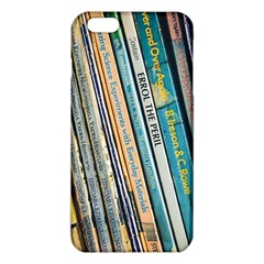 Bookcase Books Data Education Iphone 6 Plus/6s Plus Tpu Case by Onesevenart