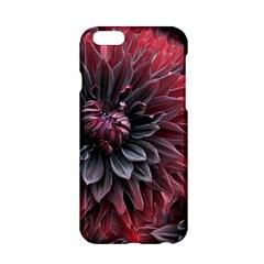 Flower Fractals Pattern Design Creative Apple Iphone 6/6s Hardshell Case by Onesevenart