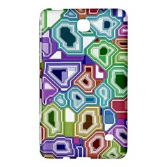 Board Interfaces Digital Global Samsung Galaxy Tab 4 (8 ) Hardshell Case  by Onesevenart