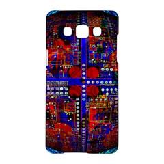 Board Interfaces Digital Global Samsung Galaxy A5 Hardshell Case  by Onesevenart