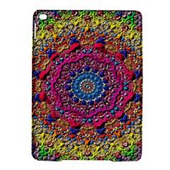Background Fractals Surreal Design Ipad Air 2 Hardshell Cases by Onesevenart