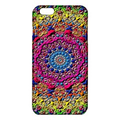 Background Fractals Surreal Design Iphone 6 Plus/6s Plus Tpu Case by Onesevenart
