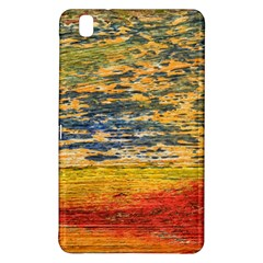 The Framework Drawing Color Texture Samsung Galaxy Tab Pro 8 4 Hardshell Case by Onesevenart
