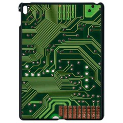 Board Computer Chip Data Processing Apple Ipad Pro 9 7   Black Seamless Case by Onesevenart
