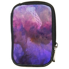 Ultra Violet Dream Girl Compact Camera Cases by 8fugoso
