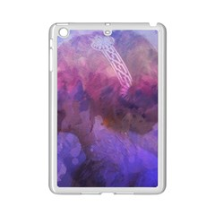 Ultra Violet Dream Girl Ipad Mini 2 Enamel Coated Cases by 8fugoso