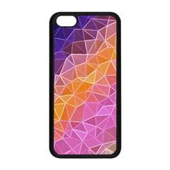 Crystalized Rainbow Apple Iphone 5c Seamless Case (black) by 8fugoso