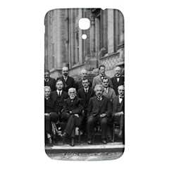 1927 Solvay Conference On Quantum Mechanics Samsung Galaxy Mega I9200 Hardshell Back Case by thearts