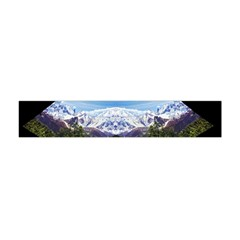 Mountaincurvemore Flano Scarf (mini) by TestStore4113
