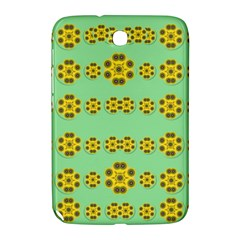 Sun Flowers For The Soul At Peace Samsung Galaxy Note 8 0 N5100 Hardshell Case  by pepitasart