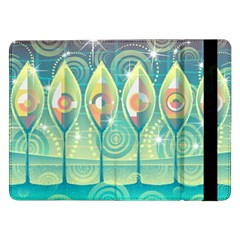 Background Landscape Surreal Samsung Galaxy Tab Pro 12 2  Flip Case by Nexatart