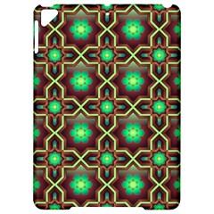 Pattern Background Bright Brown Apple Ipad Pro 9 7   Hardshell Case