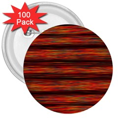 Colorful Abstract Background Strands 3  Buttons (100 Pack)