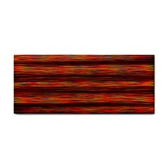 Colorful Abstract Background Strands Cosmetic Storage Cases