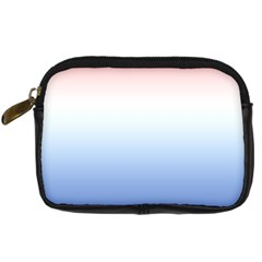 Red And Blue Digital Camera Cases by jumpercat