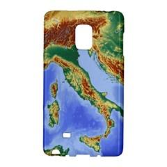Italy Alpine Alpine Region Map Galaxy Note Edge