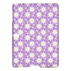 Daisy Dots Lilac Samsung Galaxy Tab S (10 5 ) Hardshell Case  by snowwhitegirl