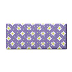 Daisy Dots Violet Cosmetic Storage Cases