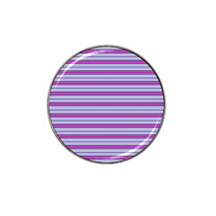 Color Line 4 Hat Clip Ball Marker by jumpercat