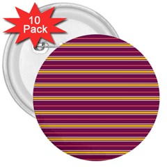 Color Line 5 3  Buttons (10 Pack)  by jumpercat