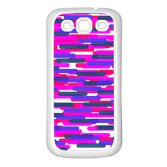 Fast Capsules 6 Samsung Galaxy S3 Back Case (white) by jumpercat