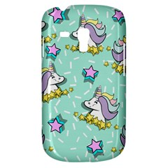 Magical Happy Unicorn And Stars Galaxy S3 Mini by allthingseveryday