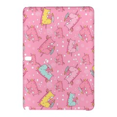Unicorns Eating Ice Cream Pattern Samsung Galaxy Tab Pro 12 2 Hardshell Case by allthingseveryday