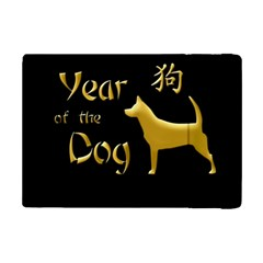 Year Of The Dog   Chinese New Year Ipad Mini 2 Flip Cases by Valentinaart