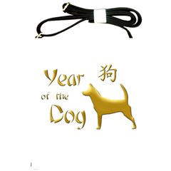 Year Of The Dog   Chinese New Year Shoulder Sling Bags by Valentinaart