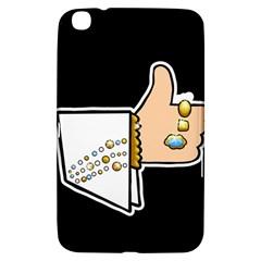 Elvis   Like Samsung Galaxy Tab 3 (8 ) T3100 Hardshell Case  by Valentinaart