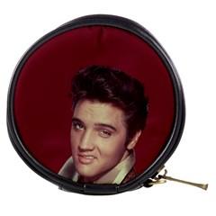 Elvis Presley Mini Makeup Bags by Valentinaart