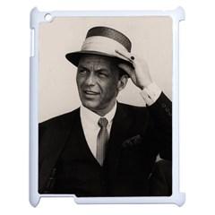 Frank Sinatra  Apple Ipad 2 Case (white) by Valentinaart