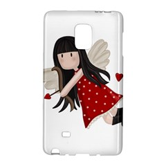 Cupid Girl Galaxy Note Edge by Valentinaart