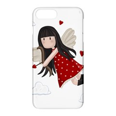 Cupid Girl Apple Iphone 7 Plus Hardshell Case by Valentinaart
