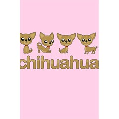 Chihuahua 5 5  X 8 5  Notebooks by Valentinaart
