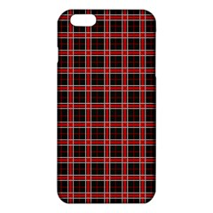Coke Tartan Iphone 6 Plus/6s Plus Tpu Case by jumpercat