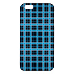 Deep Sea Tartan Iphone 6 Plus/6s Plus Tpu Case by jumpercat