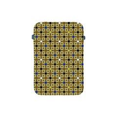 Persian Blocks Desert Apple Ipad Mini Protective Soft Cases
