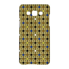 Persian Blocks Desert Samsung Galaxy A5 Hardshell Case  by jumpercat