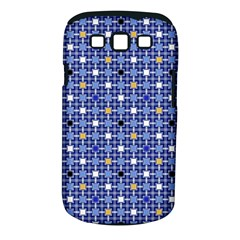 Persian Block Sky Samsung Galaxy S Iii Classic Hardshell Case (pc+silicone) by jumpercat