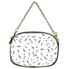 Music Tones Light Chain Purses (one Side)  by jumpercat
